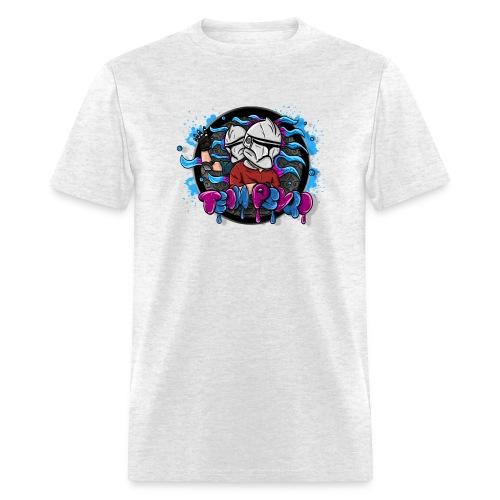 psyqo png - Men's T-Shirt