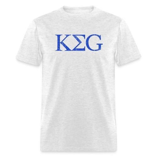 keg trns - Men's T-Shirt