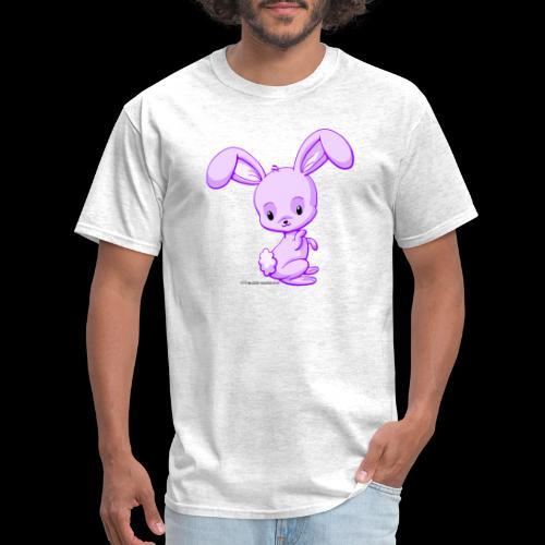 Purple Bunny - Men's T-Shirt