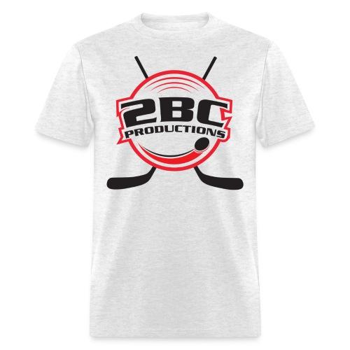 2bc logo 3 - Men's T-Shirt