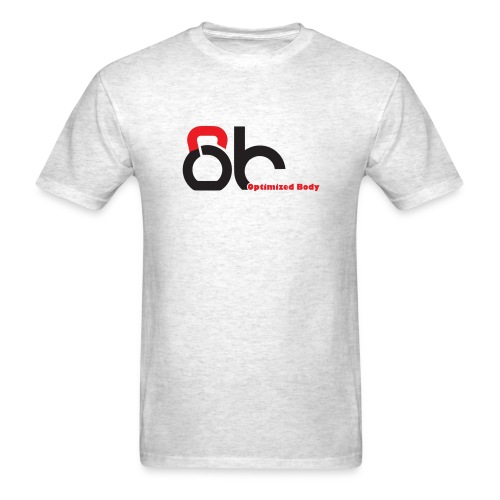Logo Optimized Body - Men's T-Shirt