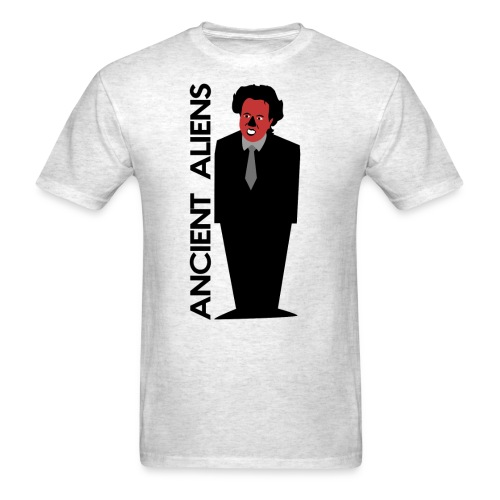 ancient aliens ptermclean - Men's T-Shirt
