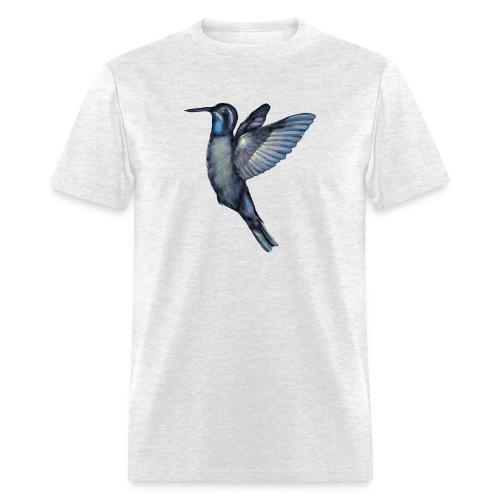 Hummingbird in flight - Men's T-Shirt