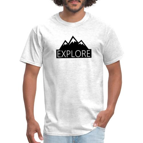 Explore - Men's T-Shirt