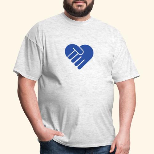 ICare Heart - Men's T-Shirt