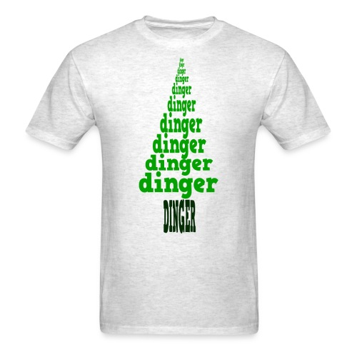 Dinger Tree png - Men's T-Shirt