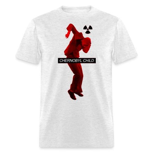 CHERNOBYL CHILD RED - Men's T-Shirt