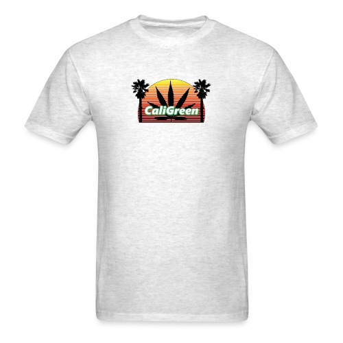 craft canabis logo - Men's T-Shirt