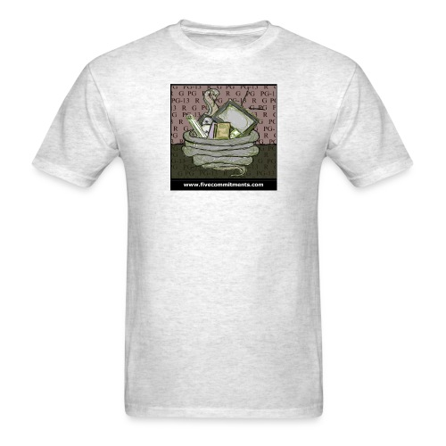 abstainshirt - Men's T-Shirt