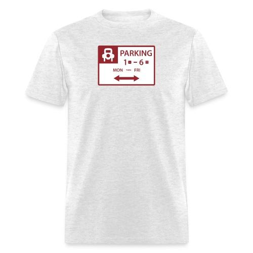 Free Parking - Men's T-Shirt