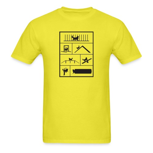 Agility - Men's T-Shirt
