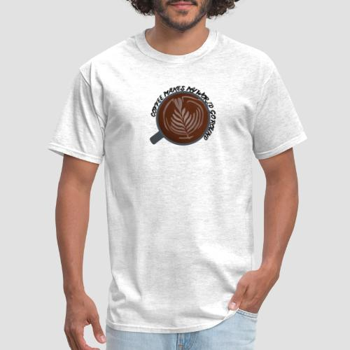 Coffee Is My World - Men's T-Shirt