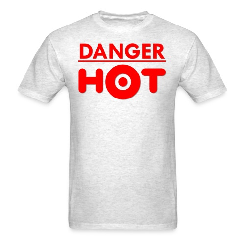 Red Hot Design 5 - Men's T-Shirt