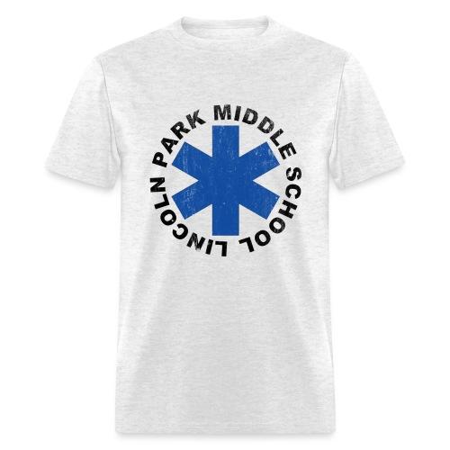 Blue Hot - Men's T-Shirt