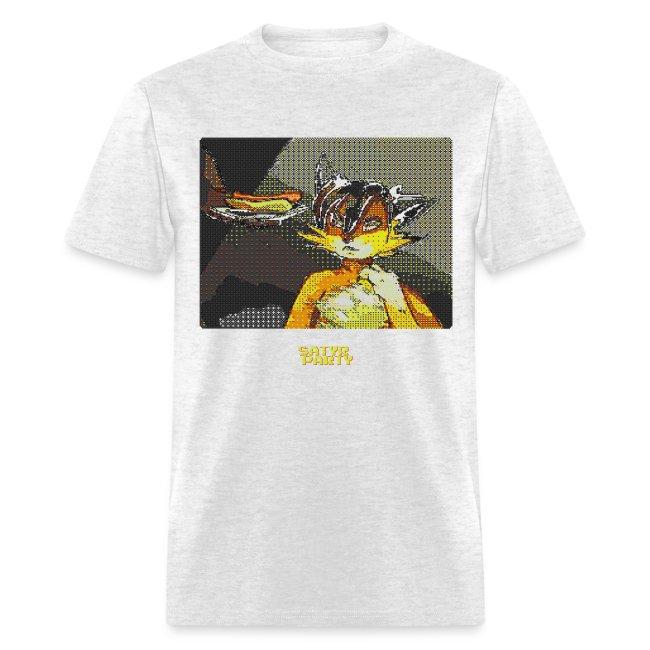 satyr shirt design black 005 png