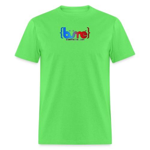Bunny Metal Logo - Men's T-Shirt