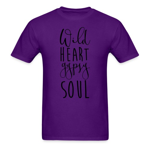 Cosmos 'Wild Heart Gypsy Sould' - Men's T-Shirt