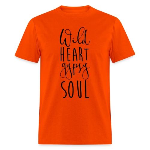 Cosmos 'Wild Heart Gypsy Sould' - Men's T-Shirt