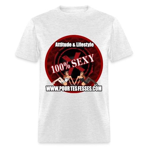 des_ptf_0001 - Men's T-Shirt