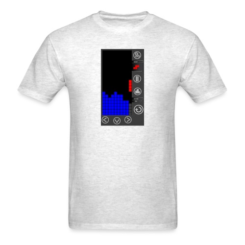 Lazy Eye Blocks - Play - Men's T-Shirt
