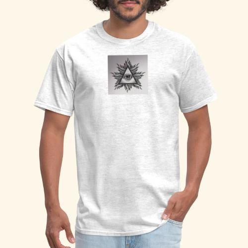 The all-seeing eye - Men's T-Shirt