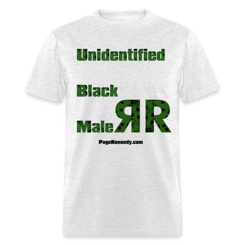 unidentified rr - Men's T-Shirt
