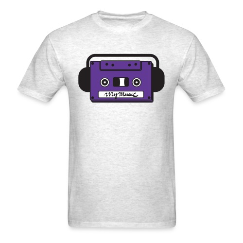 MyMusic Cassette - Men's T-Shirt