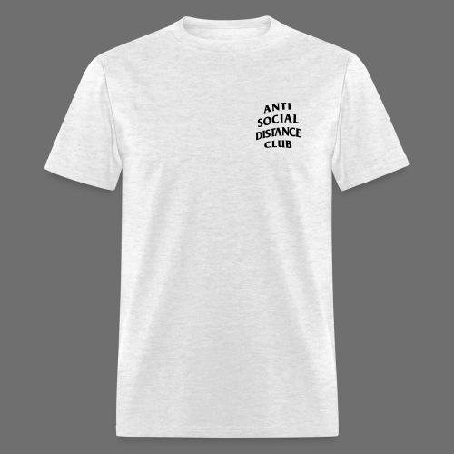 Anti Social Distance Club Parody - Men's T-Shirt