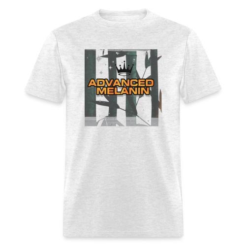 AM line. - Men's T-Shirt