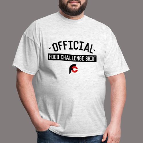Official Food Challenge Shirt 2 - Men's T-Shirt
