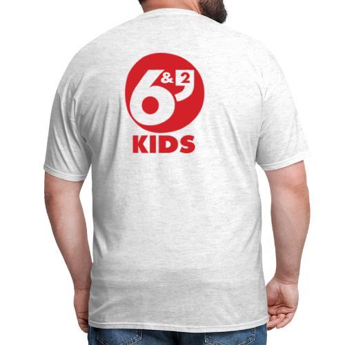 6et2 logo v2 kids 02 - Men's T-Shirt