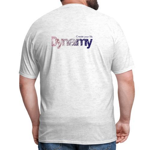 Dynamy Logo - Men's T-Shirt