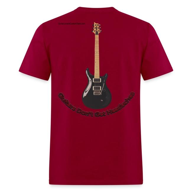 GuitarsDontGetHeadaches by GuitarLoversCustomTees