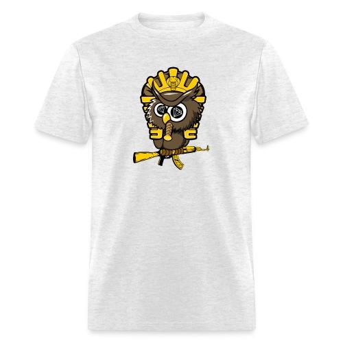 king otrg owl - Men's T-Shirt