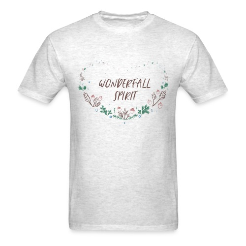 WONDERFULL WONDERFALL SPIRIT - Men's T-Shirt