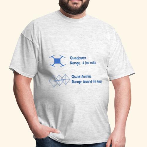 Quads - Men's T-Shirt
