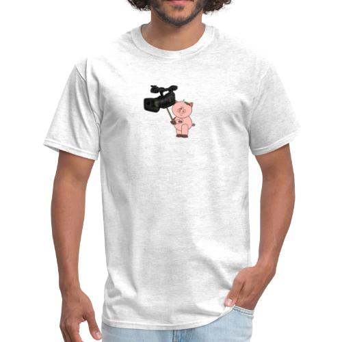 Hammie holding camera - Men's T-Shirt