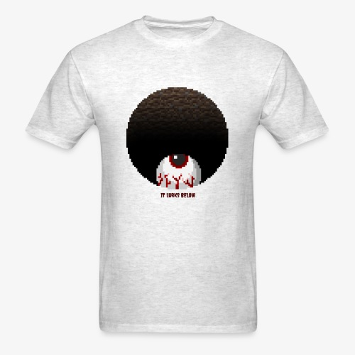Boss Ross inspired It Lurks Below Icon! - Men's T-Shirt