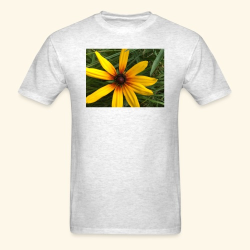 Yellow flower - Men's T-Shirt