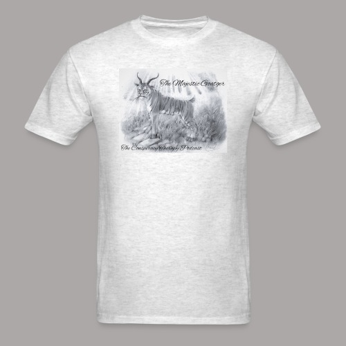 The Majestic Goatger - Men's T-Shirt