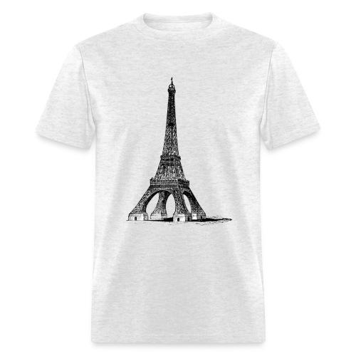 Eiffel Tower t-shirt - Men's T-Shirt