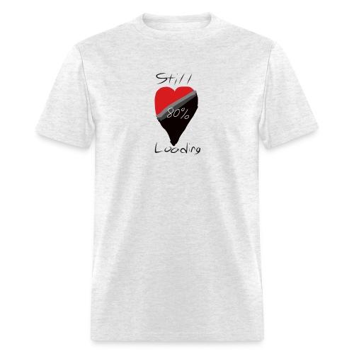 Heart on hold - Men's T-Shirt