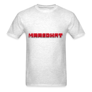 MrRedHat Plain Logo - Men's T-Shirt
