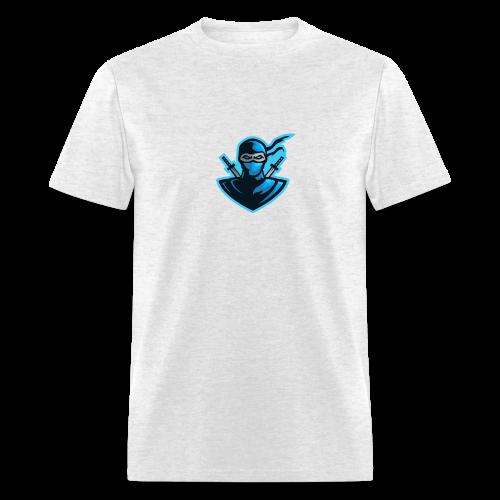 JKL Ninja logo - Men's T-Shirt