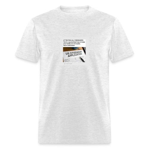 Applications - Men's T-Shirt