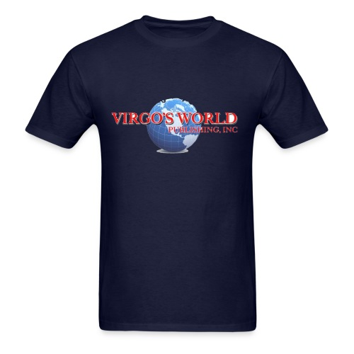 virgos world - Men's T-Shirt