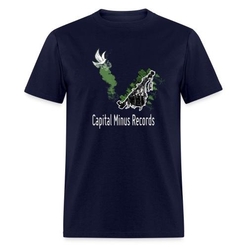 capitalminusrecordst8 - Men's T-Shirt