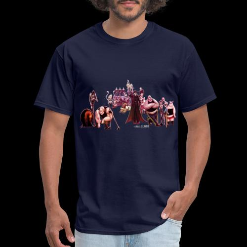 Cauldron Of Ghouls - Men's T-Shirt