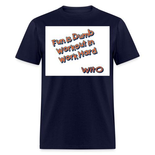FDWIT - Men's T-Shirt