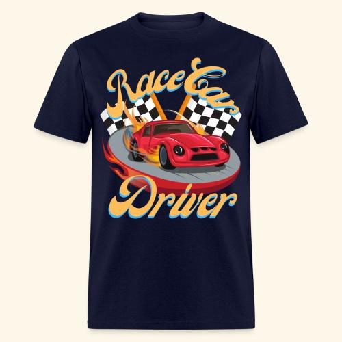 Race Car Driver - Men's T-Shirt